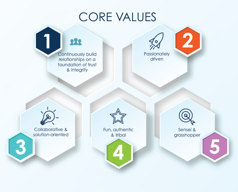 Chrane Core Values